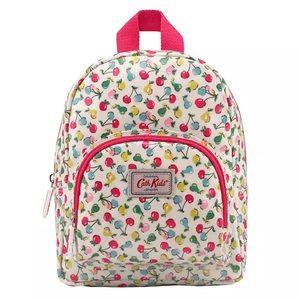 CATH KIDSON Mini Zip Top Fruit Print Backpack